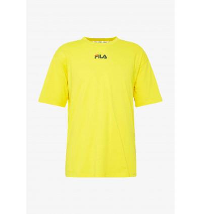 FILA bender empire yellow t-shirt uomo
