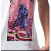 DOLLY NOIRE CYBER RONIN t-shirt manica corta