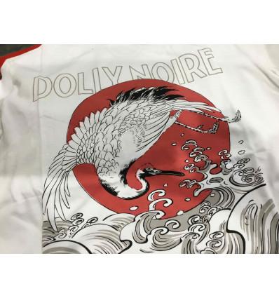 DOLLY NOIRE konotori sun t-shirt manica corta