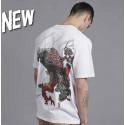 DOLLY NOIRE masuta mashi t-shirt manica corta