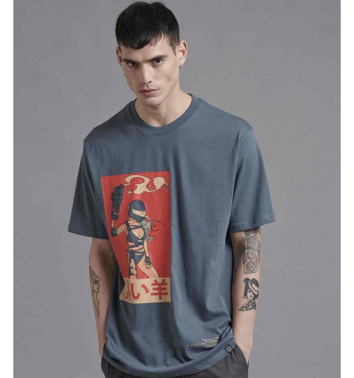 DOLLY NOIRE THE GUARDIAN t-shirt manica corta