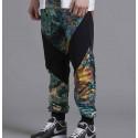 DOLLY NOIRE sweatpants inserts chemical pantalone tuta
