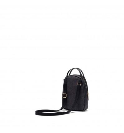 HERSCHEL nova crossbody black borsetta tracolla donna