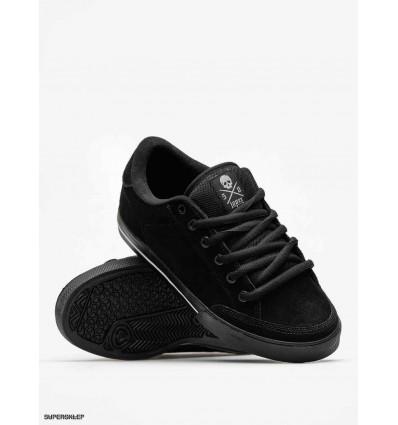 CIRCA LOPEZ 50 blk/blk/white sneaker unisex