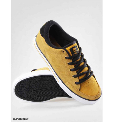 CIRCA LOPEZ 50 harvest gold lemon chrome sneaker unisex