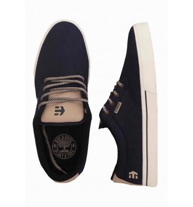ETNIES JAMESON preserve navy tan sneakers