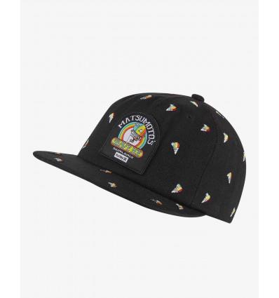 HURLEY MATSUMOTO shave ice cone hat snapback