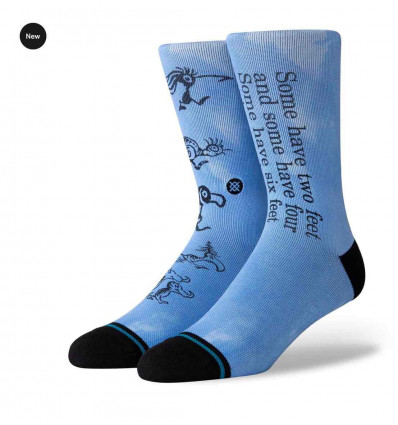 STANCE Dr seuss some have two calze unisex