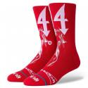 STANCE Trippie red calze unisex