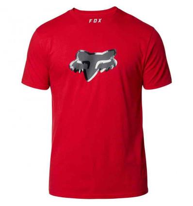 FOX stay glassy ss premium tee tshirt manica corta