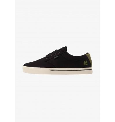 ETNIES JAMESON eco 2 black green gold sneakers