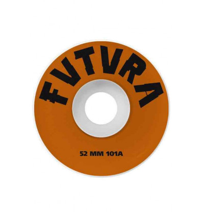 FUTURA colby rolls ruote skate set 52mm