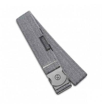 ARCADE belt ranger blk grey cintura unisex taglia unica