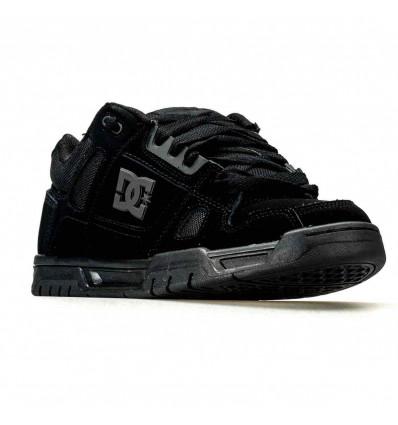 DC SHOES STAG BLACK/BLACK SCARPA UNISEX