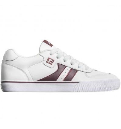 GLOBE Encore blanc/bruise scarpa uomo